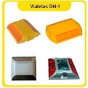 Vialetas Reflejantes DH-1