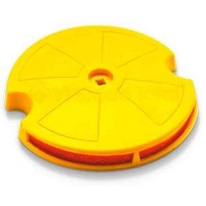 Botón de Plástico Hibrido DH-3