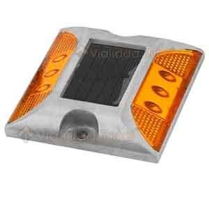 Vialeta Solar de Aluminio Leds